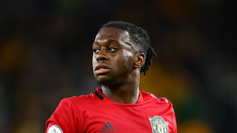Aaron Wan-Bissaka has been bought by Man Utd for the future, says Gary Neville