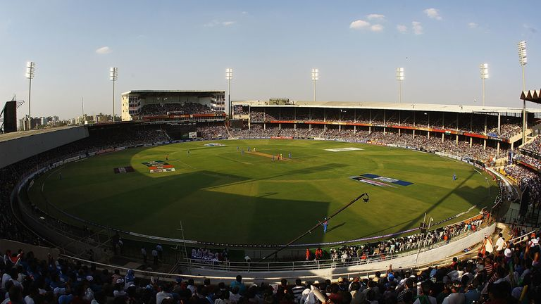 The Motera in Ahmedabad was a regular venue for the Indian national team until work began on a new ground in 2015