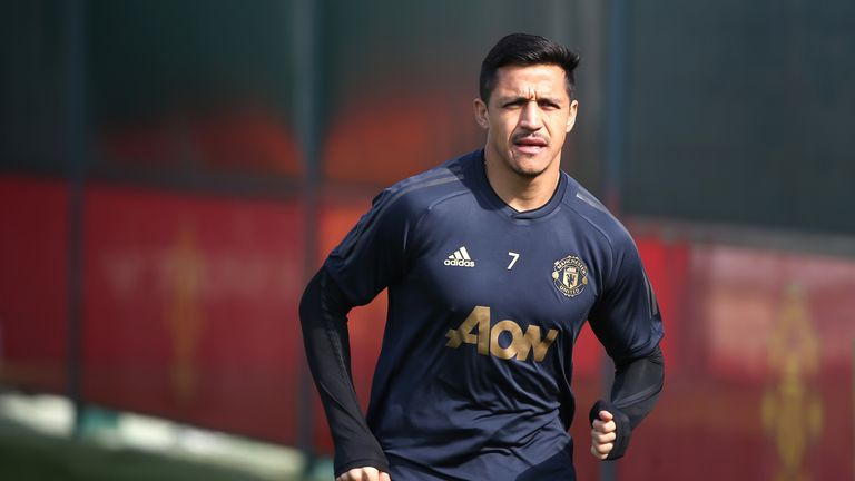 Alexis Sanchez has been linked with a move to Inter Milan