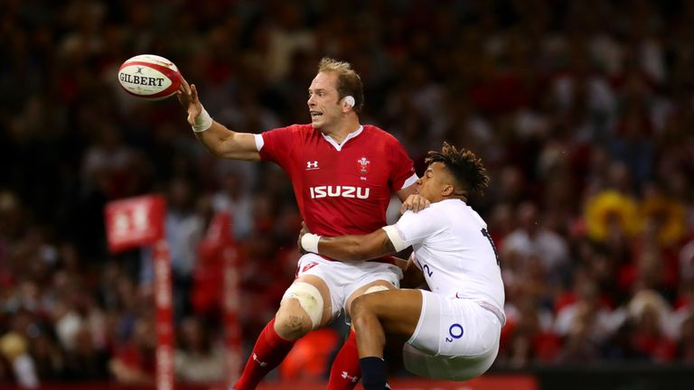Wales' captain led by example back on home soil