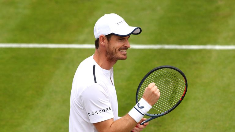 Murray is the first player to return to the singles game following his type of surgery