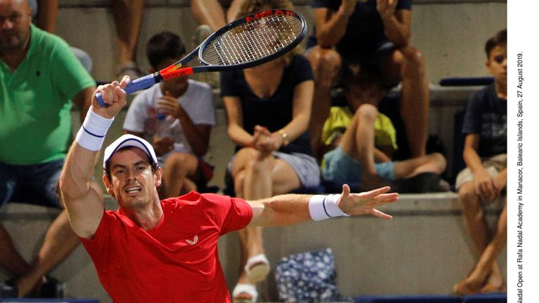 Murray suffers shock exit at Mallorca Challenger