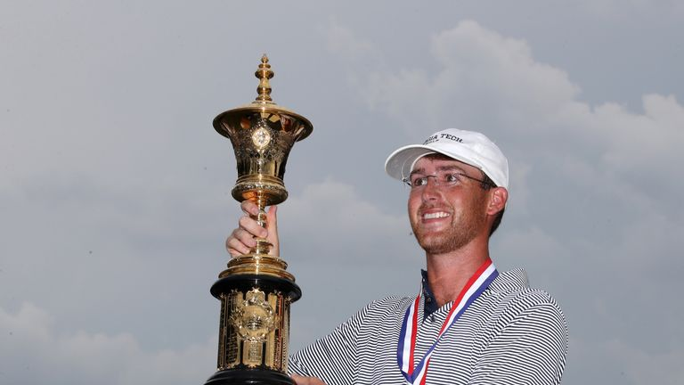 Rank outsider Ogletree claws back to win U.S. Amateur title