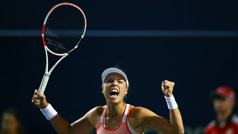 Anett Kontaveit shows just how much victory meant to her