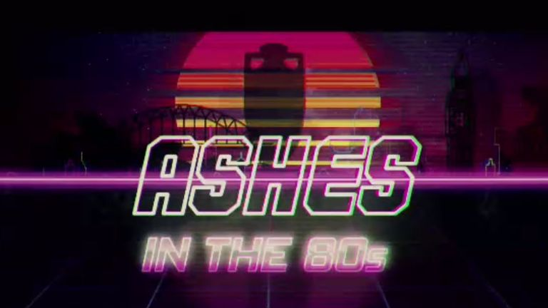 Ashes in the 80s is available in full On Demand now