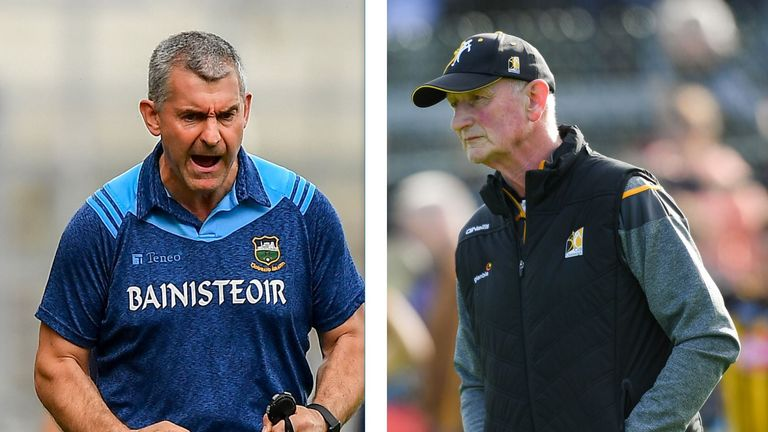 Liam Sheedy and Brian Cody have plenty of history
