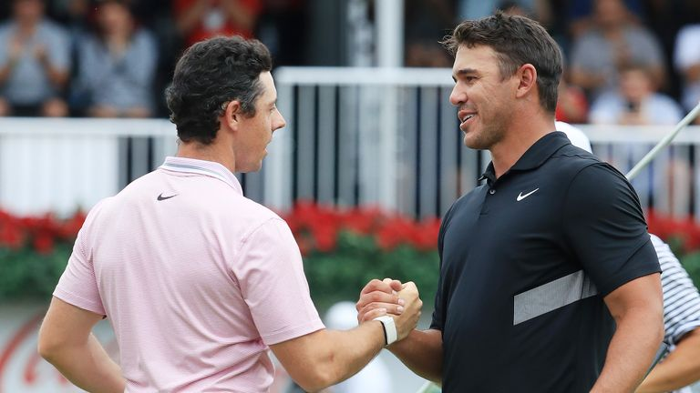 McIlroy's FedExCup win lifted him to second in the world rankings