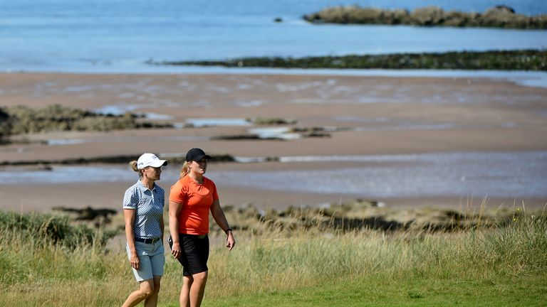 Caroline Hedwall's form would have impressed Solheim Cup captain Catriona Matthew