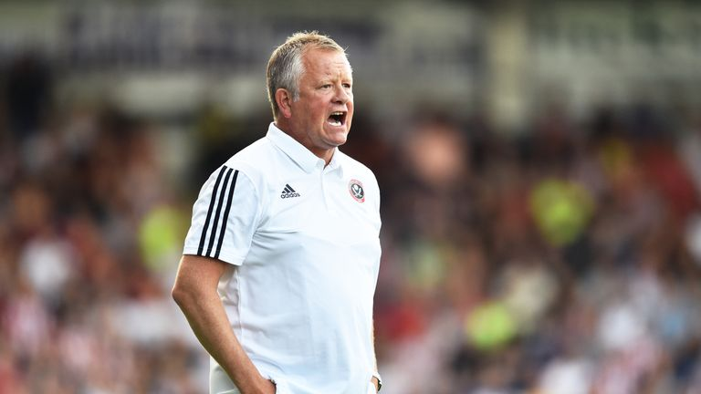 Chris Wilder is brave at Sheffield United, thinks Nicholas