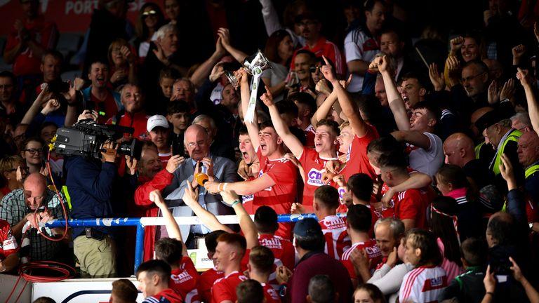 The Cork U20s make a stunning comeback to shock Dublin in Portlaoise