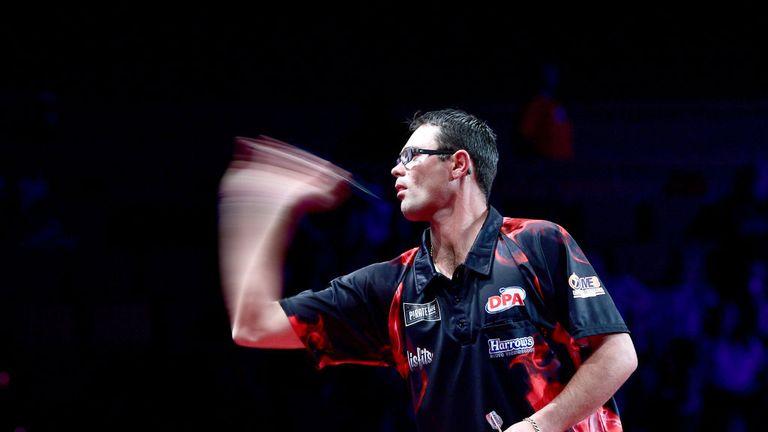 Damon Heta sorprende a Rob Cross en el último partido decisivo en Brisbane Darts Masters | Noticias de dardos 2