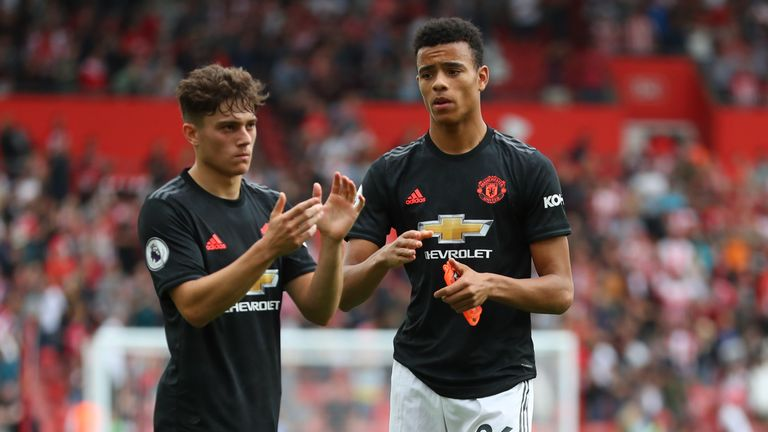 Players like Daniel James and Greenwood are offering United hope
