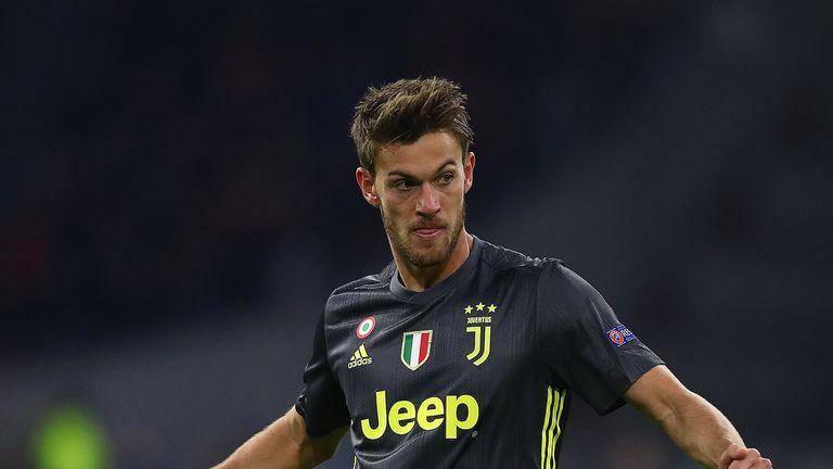 Roma are targeting Juventus' Daniele Rugani