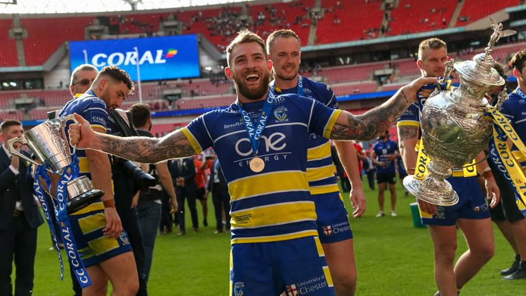 Rugby League talking points: Clark's Challenge Cup triumph, Sheffield Eagles soar and Super League's play-off race