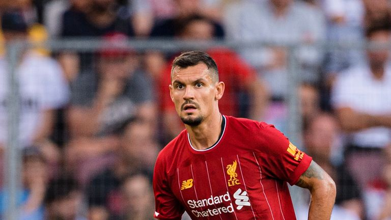 Dejan Lovren: Roma in talks with Liverpool over possible deal