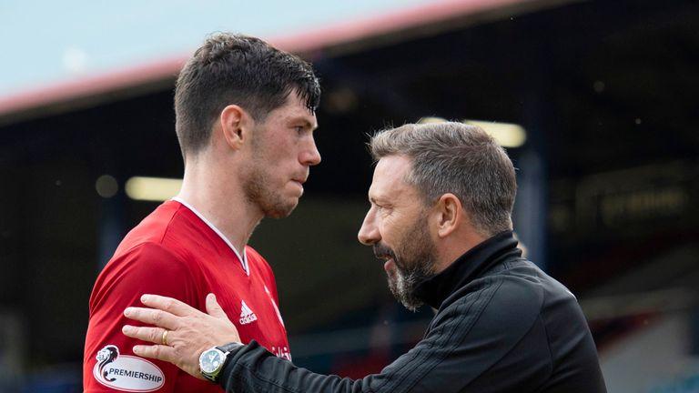 Aberdeen have kept Scott McKenna