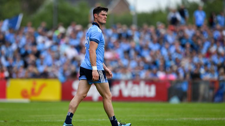 Connolly starred in the dead rubber win over Tyrone