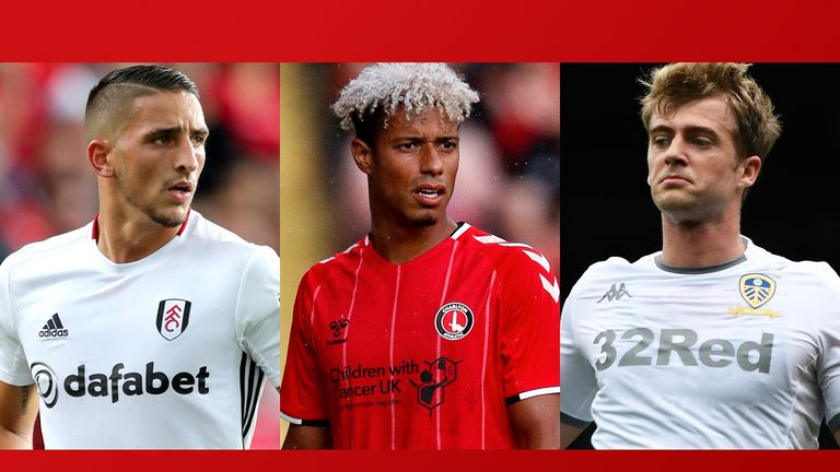 Fulham, Charlton and Leeds will all be shown live on Sky Sports in November and December