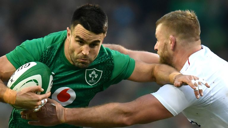 Ruthless England thrash Ireland in World Cup warm-up