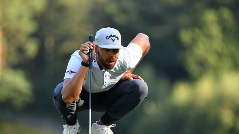Van Rooyen birdied the last to clinch a one-shot win