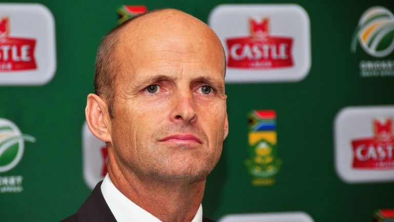 Gary Kirsten in London for European Central Bank interview