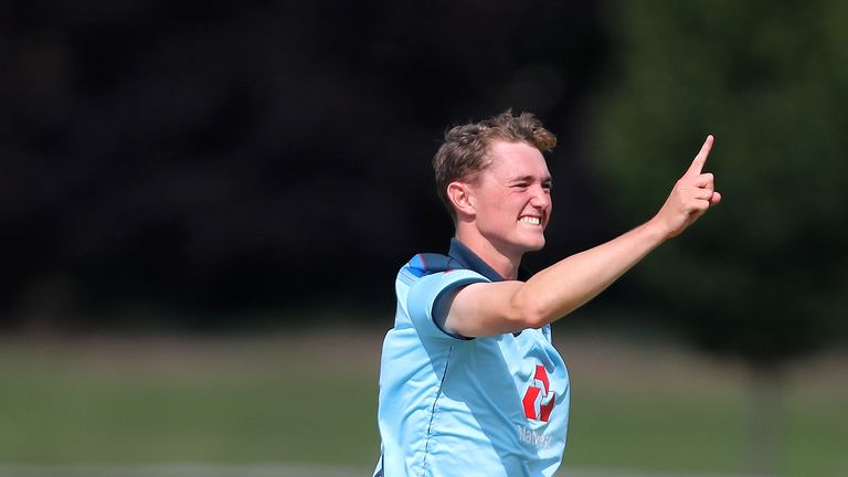 England U19 captain George Balderson will lead a largely-unchanged squad