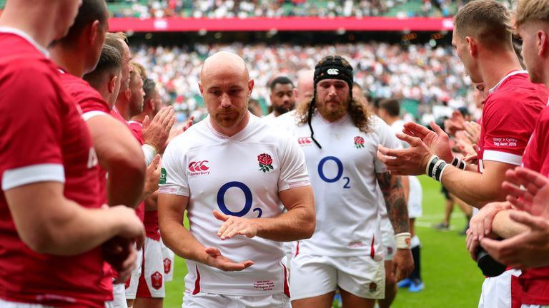 England Rugby World Cup squad winners and losers