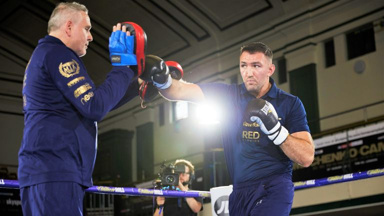 Peter Fury remains confident that his son will emerge as a world champion