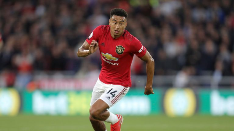 Jesse Lingard is contracted to Manchester United until 2021, with the option of a further year