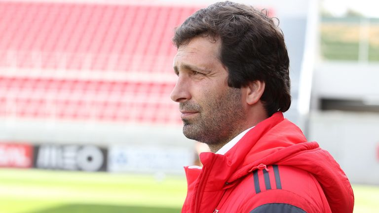 Joao Tralhao was a coach in the Benfica academy during Bernardo's youth