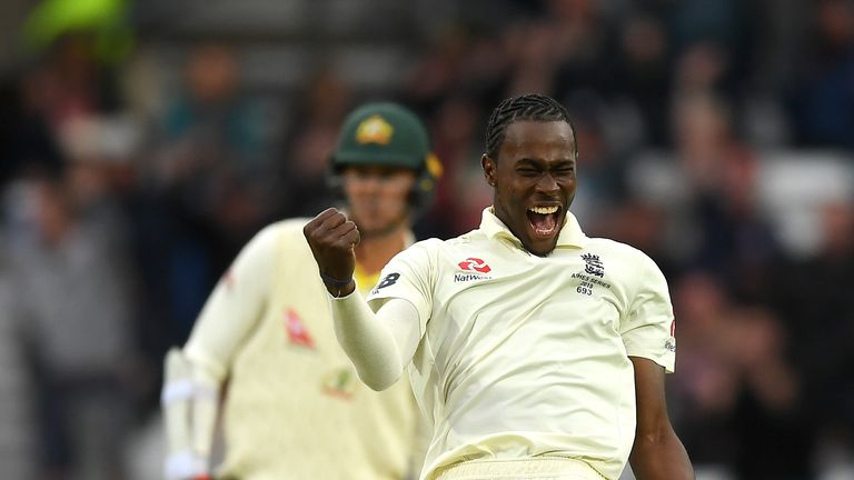 Is Jofra Archer already up there with the world's best fast bowlers after his sensational summer so far?