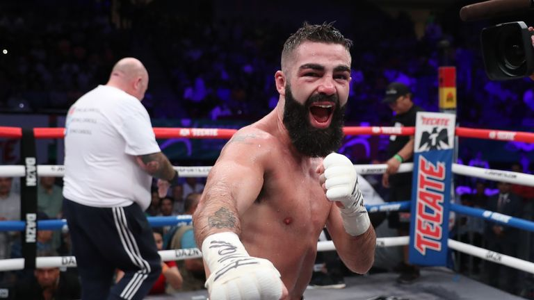 Estrada vs Beamon: Jono Carroll returns to winning ways in Mexico | Boxing News |