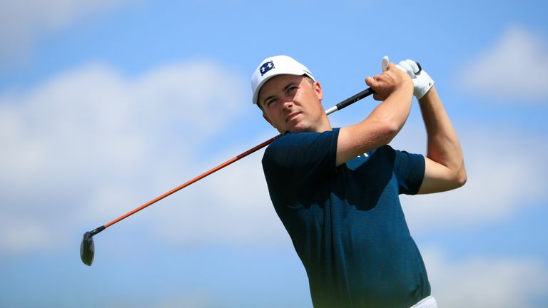 Spieth finished tied-sixth at the Northern Trust to extend his season