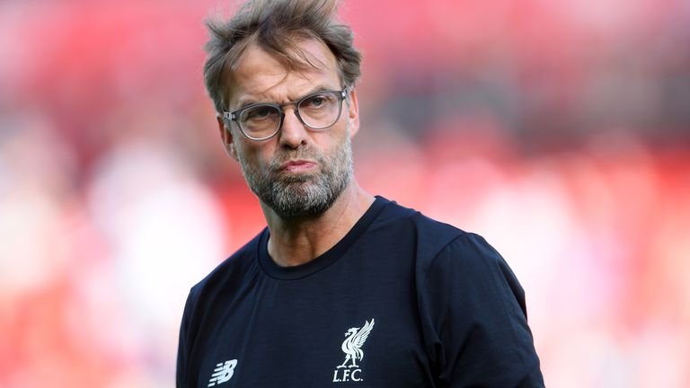 Jurgen Klopp recruited Thomas Gronnemark to his coaching staff last season