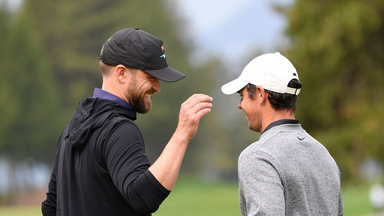 McIlroy, Fleetwood start strongly in European Masters