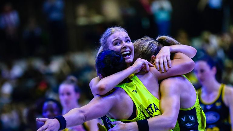 Memories of a 2019 Grand Final victory will fuel Manchester Thunder's work