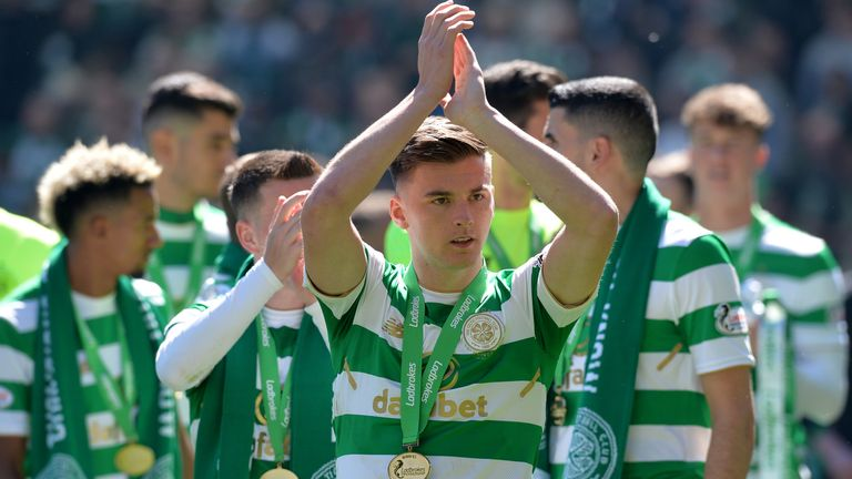 Tierney became a huge fan favourite during his time at Celtic