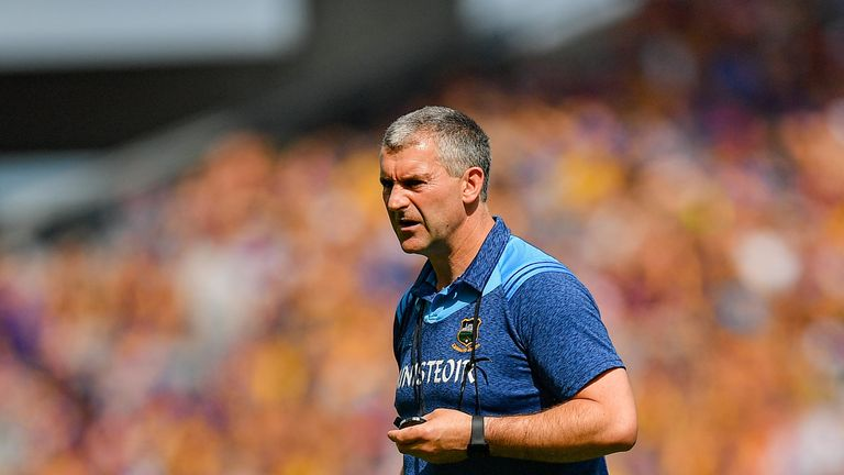 Sheedy's return to management has seen him guide Tipp back to the final