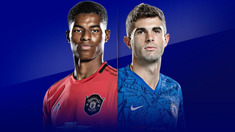 Watch Manchester United vs Chelsea on Super Sunday