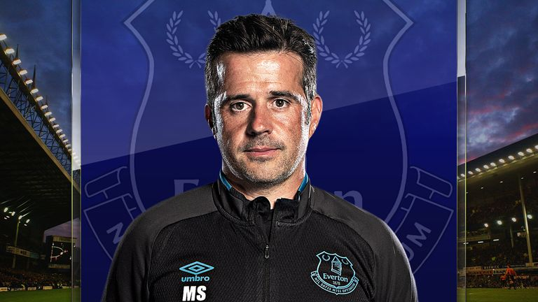 Marco Silva has ambitions for Everton as he embarks on his second season