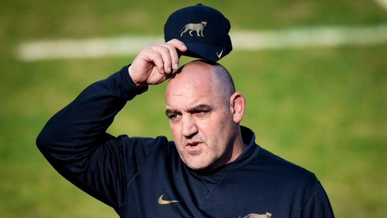 Pumas head coach Mario Ledesma has tested positive for coronavirus