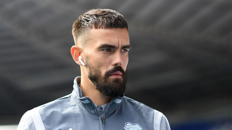 Cardiff's Marlon Pack is a doubt after being forced off in the defeat to Reading with a leg injury