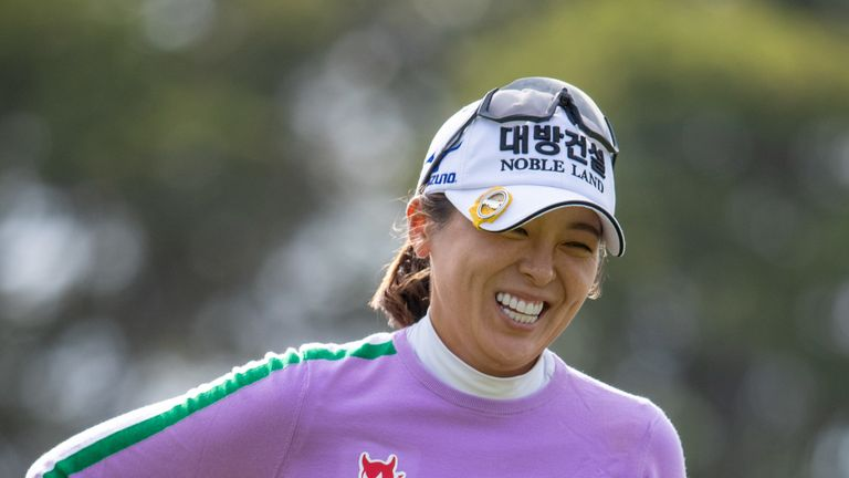 Hur's last victory came nearly five years ago in the Yokohama Tire LPGA Classic