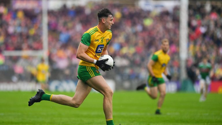 There's no shortage of young talent bursting through in Donegal