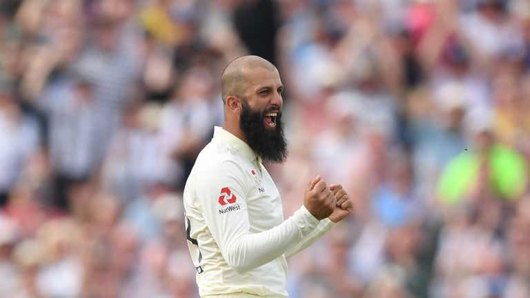 Moeen Ali is proving a role model for younger generations on British Asian cricketers