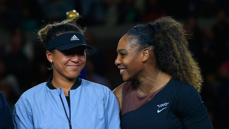 Naomi Osaka beat Serena Williams at the US Open in 2018