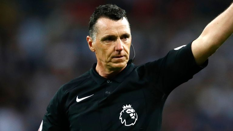 Former referee Neil Swarbrick is in charge of implementing VAR in the Premier League