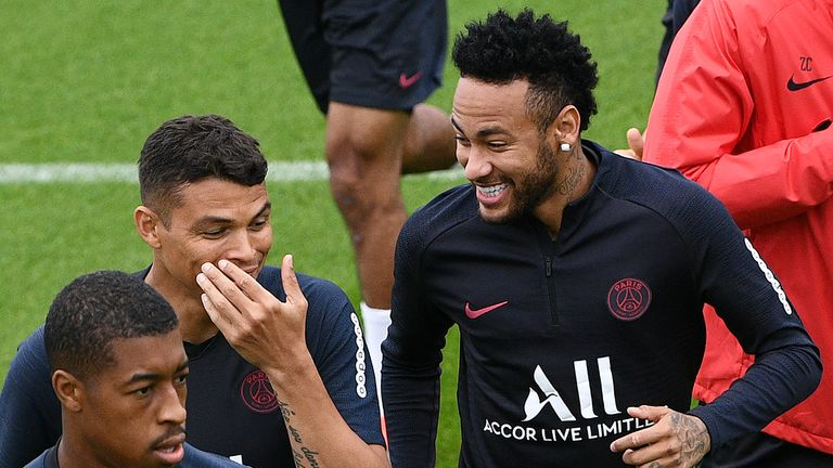 Barcelona representatives have reportedly flown to Paris this morning to hold last-ditch talks with PSG over a deal for Neymar