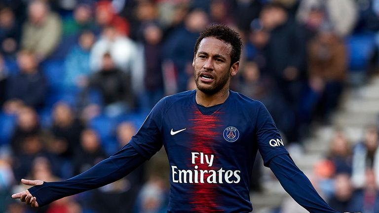 Neymar has indicated he wants to leave PSG this summer