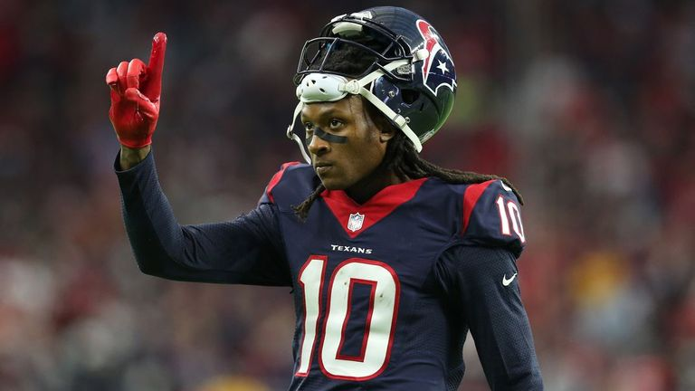 Will DeAndre Hopkins and the Houston Texans be No 1 in the AFC South this season?